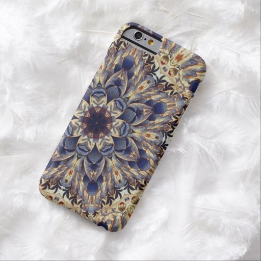 Vintage Tapestry Abstract Phone iPhone 6 Case