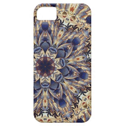 Vintage Tapestry Abstract Phone Case Mate iPhone 5 Cover