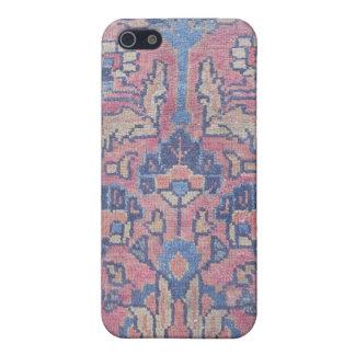 Vintage Tapestry Oriental Rug iPhone SE/5/5s Case