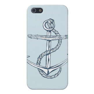 Vintage Tattoo Anchor iPhone 5/5S Cover
