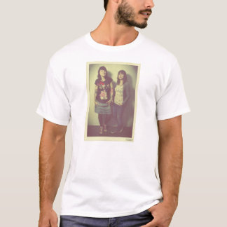 Vintage Tattoo Girls T-Shirt