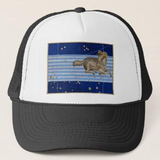Vintage Taurus Star Chart Trucker Hat