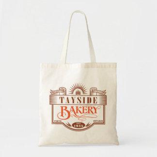 Vintage Tayside Bakery Tote Bag