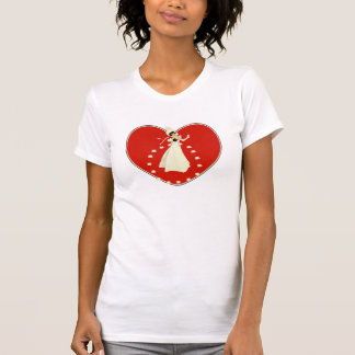 Vintage tea lady love T-Shirt