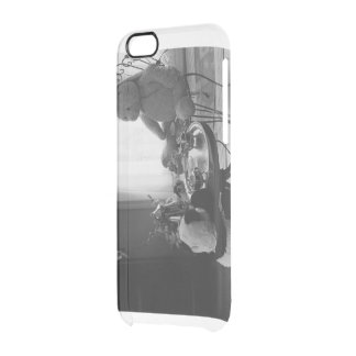 Vintage Tea Party Clear iPhone 6/6S Case
