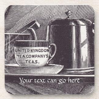 Vintage Tea Tray Coaster