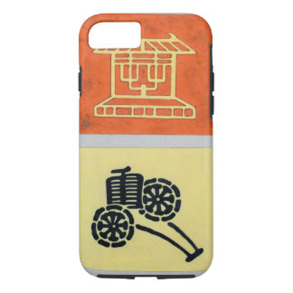 Vintage Teahouse iPhone 8/7 Case
