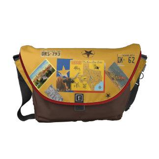 Vintage Tejas Messenger Bag
