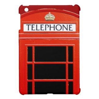 Vintage Telephone Booth iPad Mini Covers