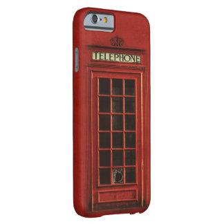 Vintage Telephone Box iPhone Case