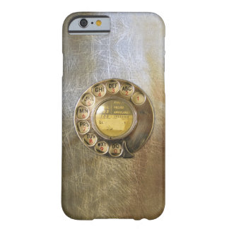 Vintage_Telephone_Dial 04 Funda De iPhone 6 Barely There