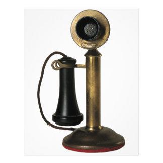Vintage Telephone Flyer