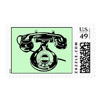 Vintage Telephone Postage