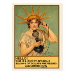 Vintage Telephone Postcards