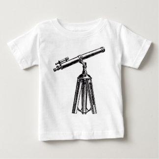Vintage Telescope Baby T-Shirt