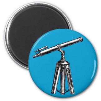 Vintage Telescope Magnet
