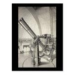 Vintage Telescope Post Card