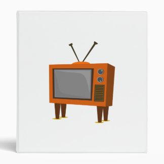 Vintage Television Binders