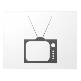 Vintage Television Note Pads