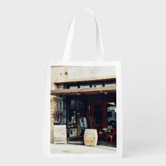Vintage temático, concepto clásico del vintage de bolsa reutilizable