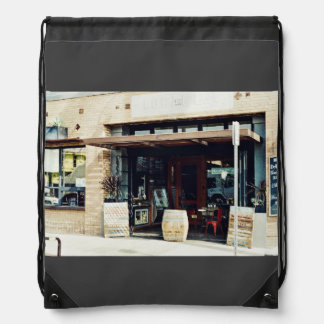 Vintage temático, concepto clásico del vintage de mochilas