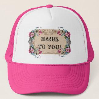VINTAGE TEMPLATE DESIGN HAT