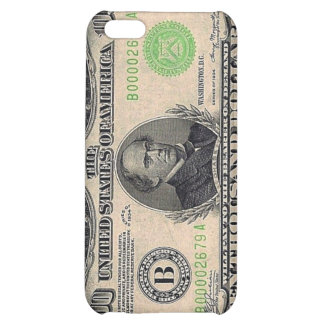 Vintage Ten Thousand Dollar Currency iPhone 5C Case