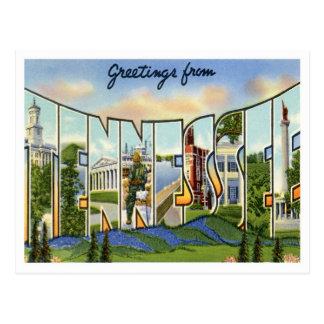 Vintage Tennessee Postcard