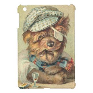 Vintage Terrier Dog iPad Mini Cases