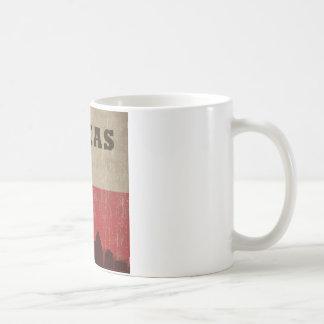 Vintage Texas Coffee Mug