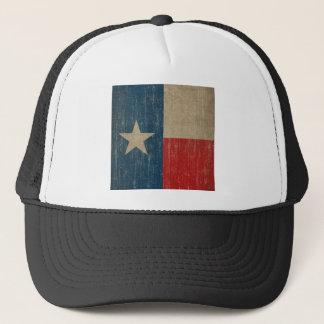 Vintage Texas Flag Trucker Hat