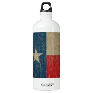 Vintage Texas Flag Water Bottle