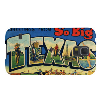 Vintage Texas Galaxy S5 Case