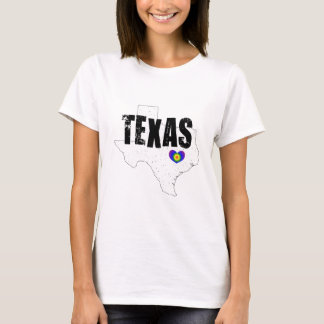 Vintage Texas Heart top