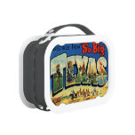 Vintage Texas Lunchboxes