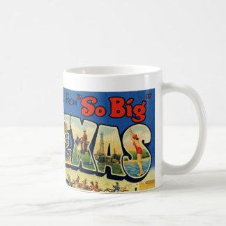Vintage Texas Mug