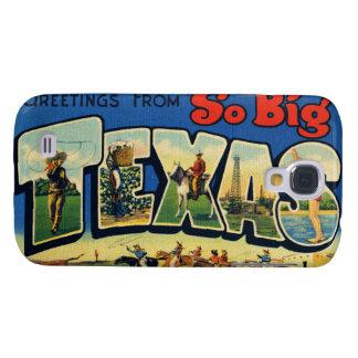 Vintage Texas Samsung Galaxy S4 Case