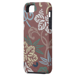 Vintage Textile II iPhone SE/5/5s Case