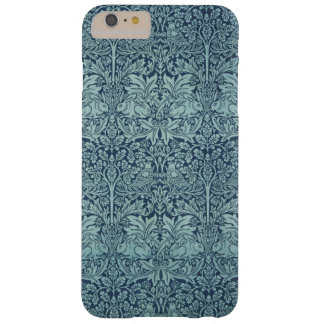 Vintage Textile Pattern Brer Rabbit William Morris Barely There iPhone 6 Plus Case