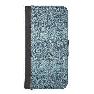 Vintage Textile Pattern Brer Rabbit William Morris Phone Wallets