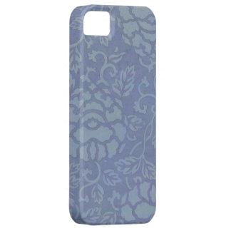 Vintage Textile (Powder Blue) iPhone 5 Case