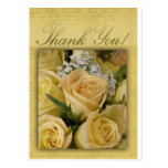 Vintage Thank You Card Post Cards