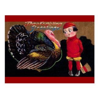 Vintage Thankgiving Postales