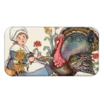 vintage thanksgiving iPhone 4/4S case
