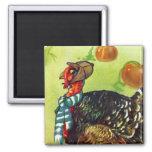 Vintage Thanksgiving Magnet