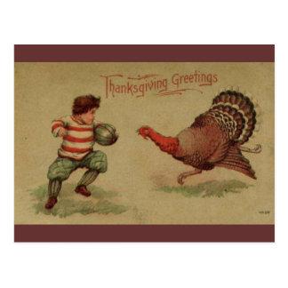 Vintage Thanksgiving Postcards