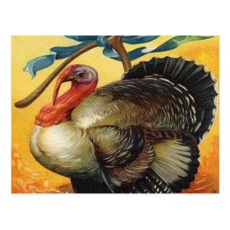 Vintage Thanksgiving Turkey Post Cards