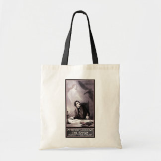 Vintage The Raven Theatrical Budget Tote Bag
