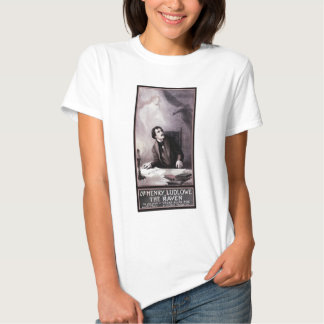 Vintage The Raven Theatrical Tees