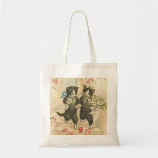 Vintage The Wedding 2 Tote Bag